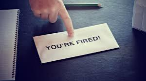 You are Fired..!