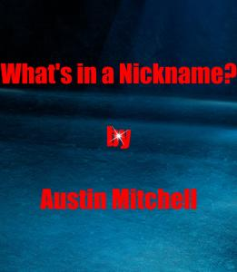 What's in a Nickname
