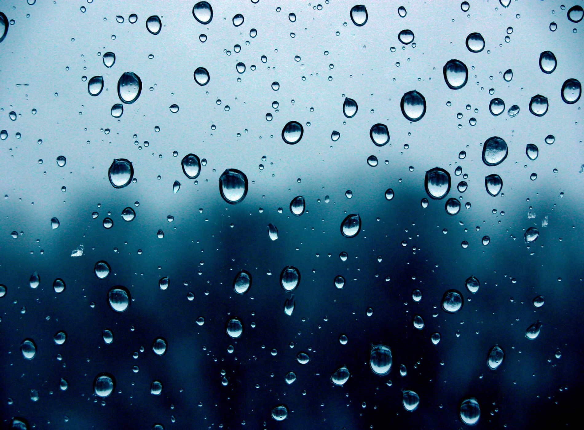 Raindrops - Typotic