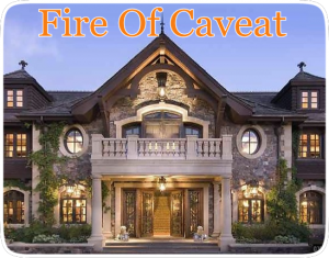 Fire of caveat