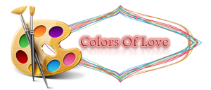 Colors Of Love!