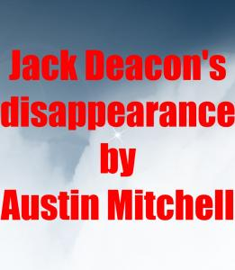 Jack Deacon's disappearance