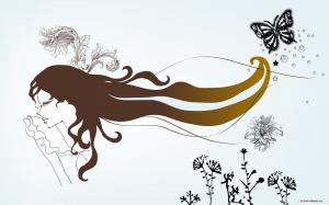 Who are you to tell her....?