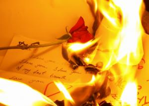 Love Letter on Fire