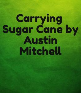 Carrying Sugar Canes
